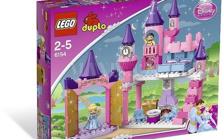 Lego Duplo Popelčin zámek