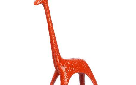 Dekorativní žirafa, 21x10x33 cm