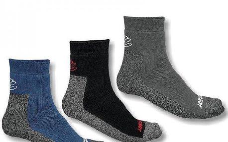 Velmi kvalitní ponožky Sensor Treking
