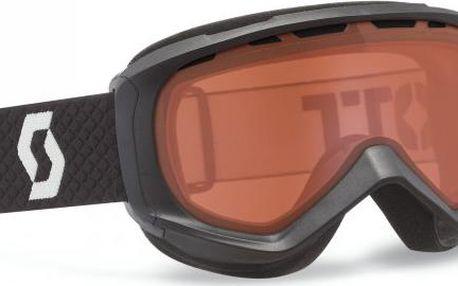 Pánské lyžařské brýle Scott Reply std black amplif ier