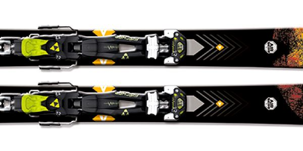 Tvrdší freeridové lyže Fischer Ranger 96 Ti Bez vázání