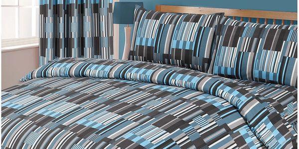 Povlečení Trix Blue, 230x220 cm