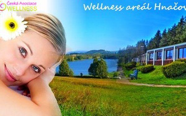 Zažijte opravdový wellness v překrásném koutě šumavského předhůří. 3denní pobyt s polopenzí pro 2.