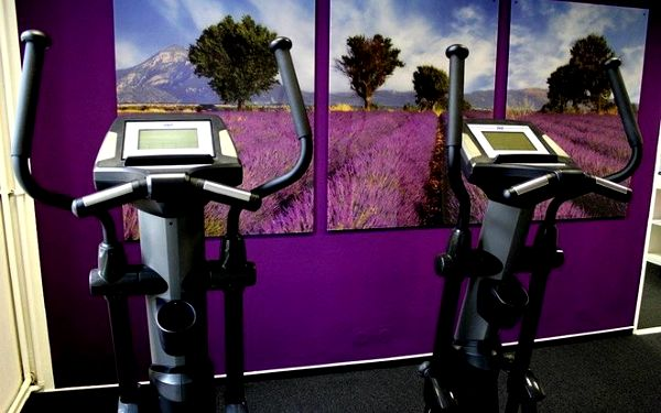 Fitness centrum Contours Chomutov