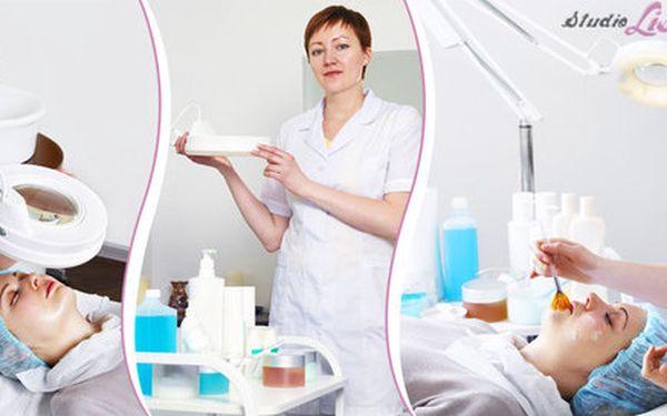 Základní nebo luxusní kosmetické ošetření pleti