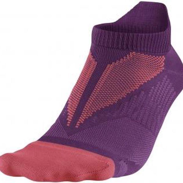 Běžecké ponožky Nike ELITE HYPER LITE NO SHOW TAB