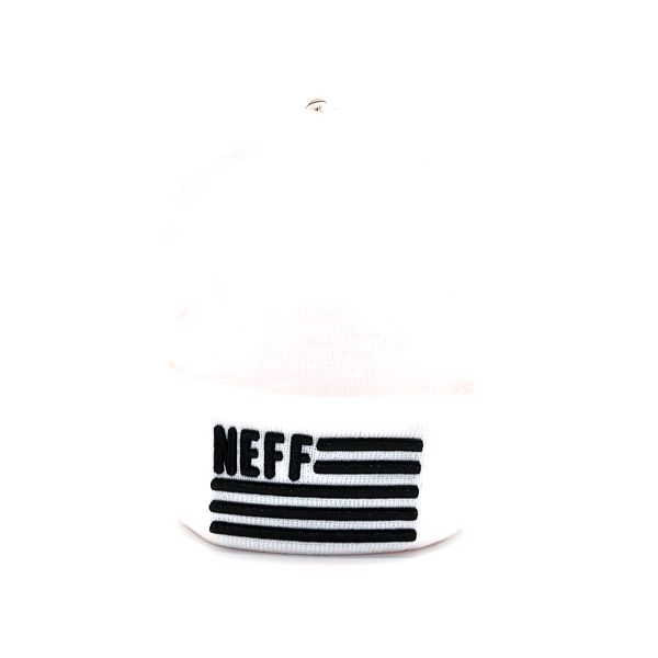 Kulich Neff Flagged White
