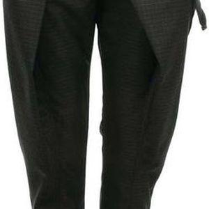 Dámské vzorované kalhoty s výrazným prošívaním Angels Never Die