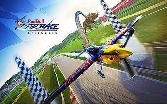 Zájezd na Red Bull Air Race do Budapešti pro jednoho