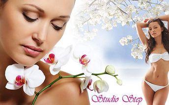 Luxusní kosmetika, masáž a lymfodrenáž v centru