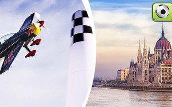Finále série Red Bull Air Race 2015
