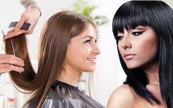 Profesionální střih pro všechny délky vlasů - Salon Kondic