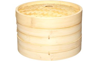 Bambusový napařovač Oriental, 23 cm