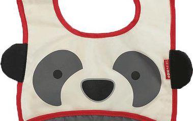 SkipHop Zoo praktický bryndák - Panda