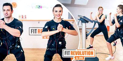 Fit Revolution by EMS