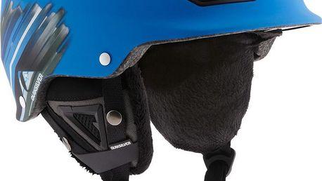 Skvělá helma na snowboard Quiksilver Wildcat