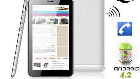 Tablet 3v1: Smartphone, GPS