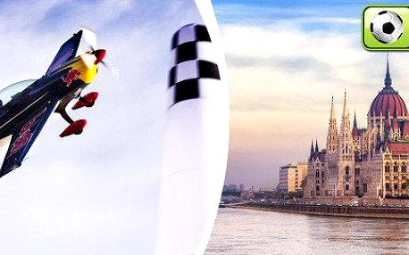 Finále série Red Bull Air Race 2015