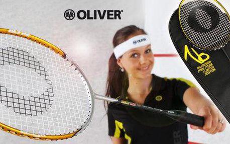 Badmintonová raketa OLIVER No Design MMXV