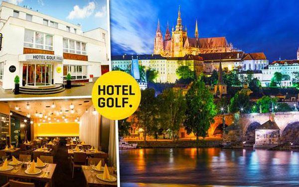 3 dny luxusního wellness pro 2 v Praze