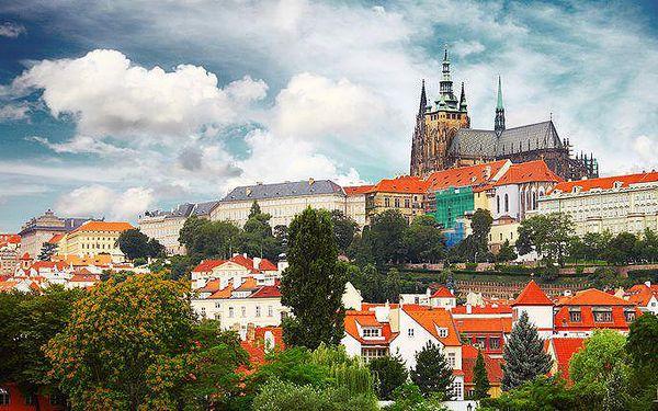 2denní nebo 3denní pobyt v Aparthotelu Lublaňka v centru Prahy pro 2 osoby