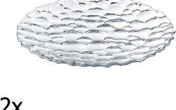 Set 2 dezertních talířů Sphere, 23 cm