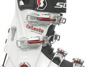 Sjezdové lyžařské boty Scott Womens Celeste