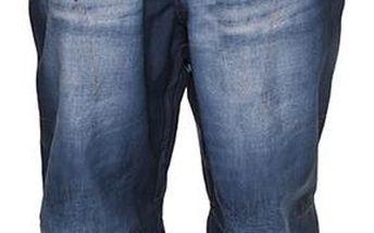 Pánské snowboardové kalhoty v džínovém designu Kilpi