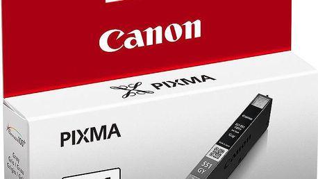 Originální cartridge s šedou barvou Canon CLI-551 GY, šedá - 6512B001