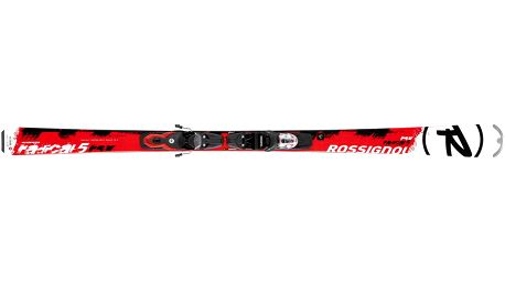 Sjezdové lyže Rossignol Radical 5RSX 162 Xelium 100 S (64-73mm)