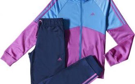 Dívčí šusťáková souprava Adidas YG S PES TS CH