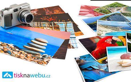 Tisk plakátů z vašich fotek ve formátu A4 nebo A3
