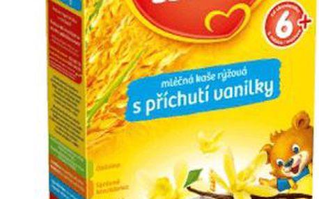 Hami mléčná kaše rýžová s příchutí vanilky 4x(225 g)