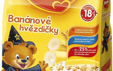 6x Hami banánové hvězdičky 180g