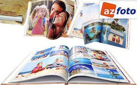 Výběr z krásných fotoknih v kroužkové či pevné vazbě