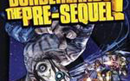 3D - Akční hra Dobrodružství Borderlands: The Pre-sequel (XBOX 360)