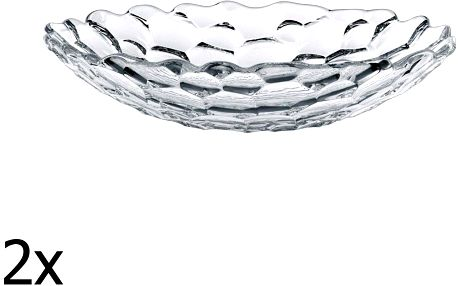 Set 2 hlubokých talířů Sphere, 25 cm