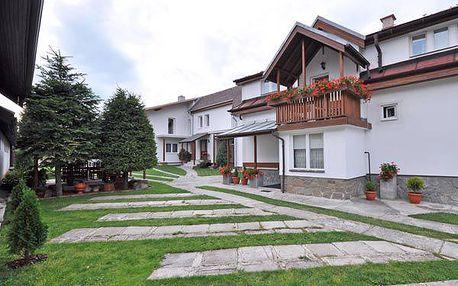 3, 4 nebo 6denní pobyt pro 1 v Tatrách