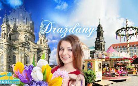 Jednodenní zájezd na JARNÍ TRHY do Drážďan a na NÁKUPY v Heidenau a v módním domě Primark!