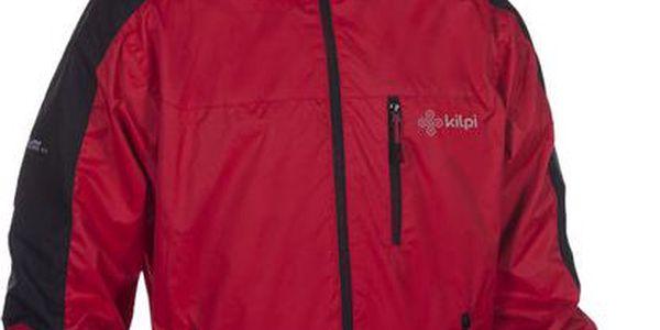 Pánská červená funkční bunda Kilpi