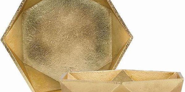 Miska Geometry Gold