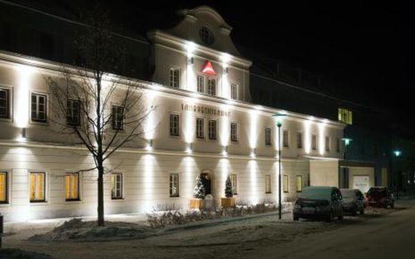 Rakousko, oblast Štýrsko, polopenze, ubytování v 4* hotelu na 8 dní