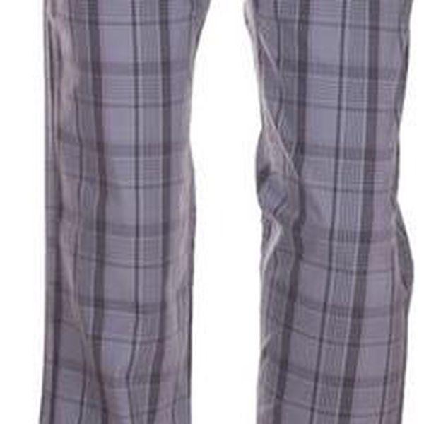 Dámské šedé vzorované kalhoty Kilpi