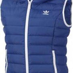 Dámská vesta adidas SLIM VEST modrá 40