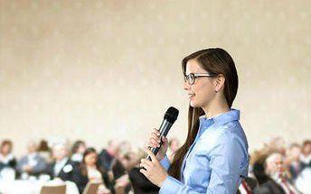 Profesionální kurzy komunikace a prezentace pro dospělé
