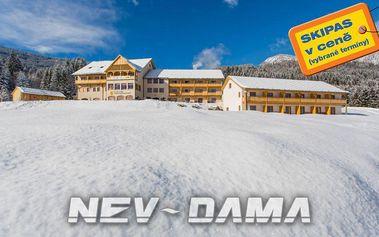 Hotel JUFA Gitschtal, Nassfeld, Rakousko