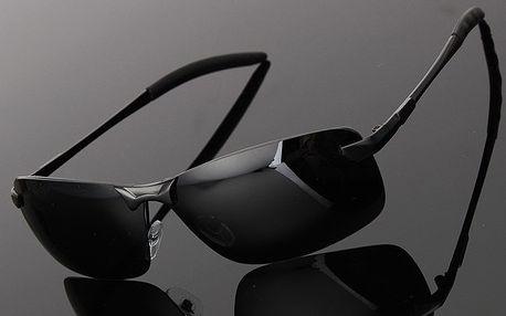 UV400 polarizované sluneční brýle pánské