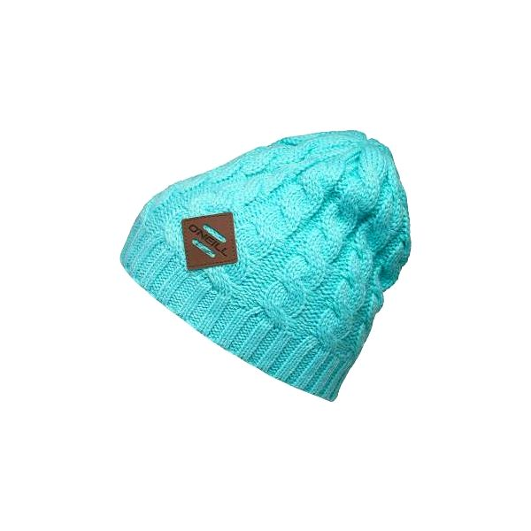 Zimní čepice O'Neill AC CLASSIC CABLE BEANIE modrá