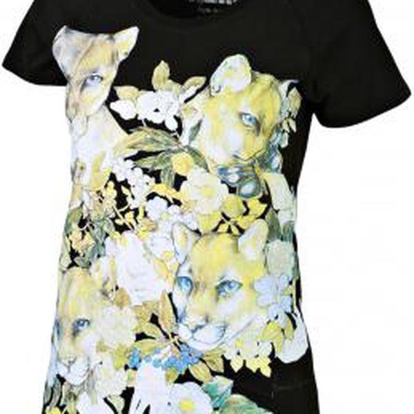 Dámské stylové triko Puma COLLAB TEE černá