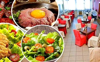 Tatarák, kuřecí křidélka, kuřecí špalíky, smažené řízečky a salát! To je mísa plná dobrot, která na Vás čeká v Restauraci Ekvádor. Stačí jen pozvat kamarády, rodinu nebo kolegy a příjemný gurmánksý večer je zaručen!